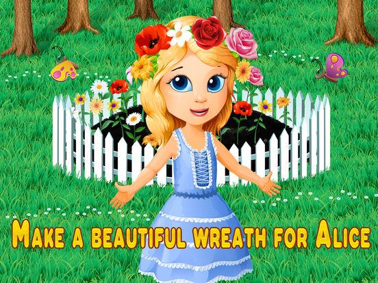 Pretty Alice In Backyard - No Ads screenshot 7