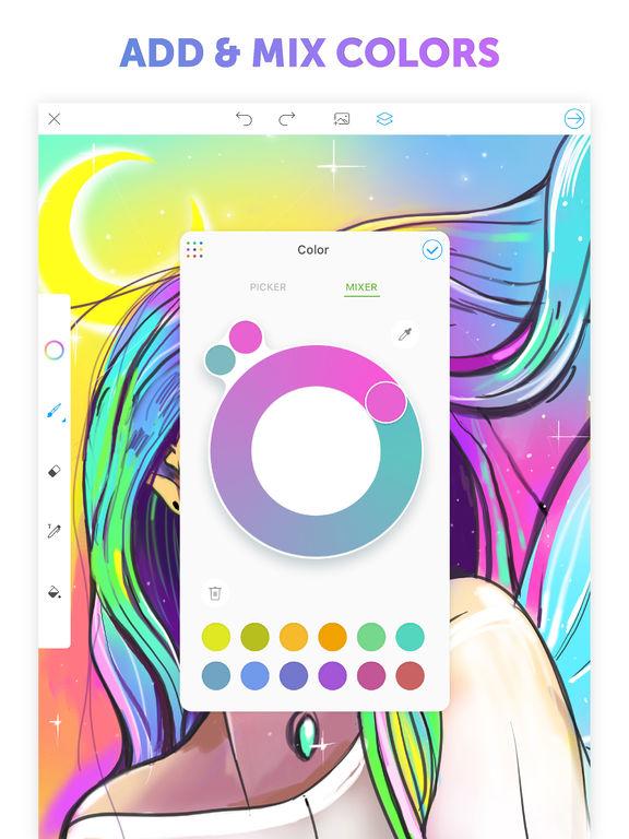 PicsArt Color Paint screenshot 7