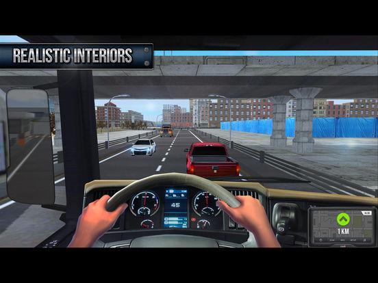 Truck Simulator 2017 * screenshot 7