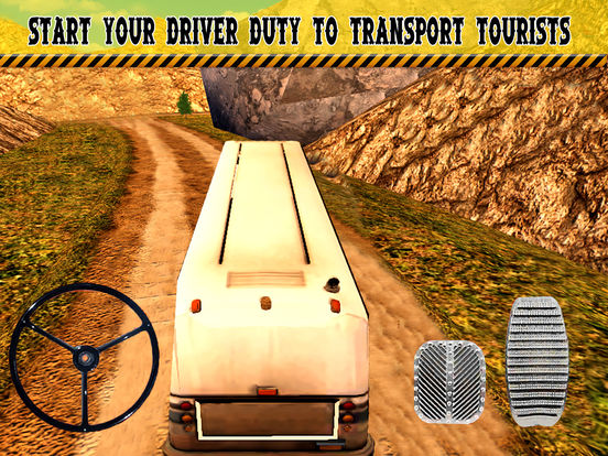 Off-Road Passenger Bus : A Public Transport screenshot 5