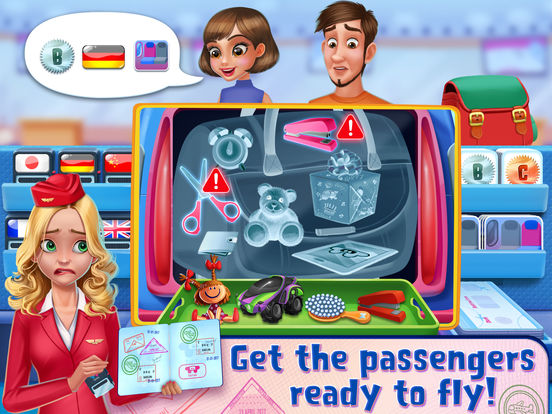 Sky Girls: Flight Attendants screenshot 8
