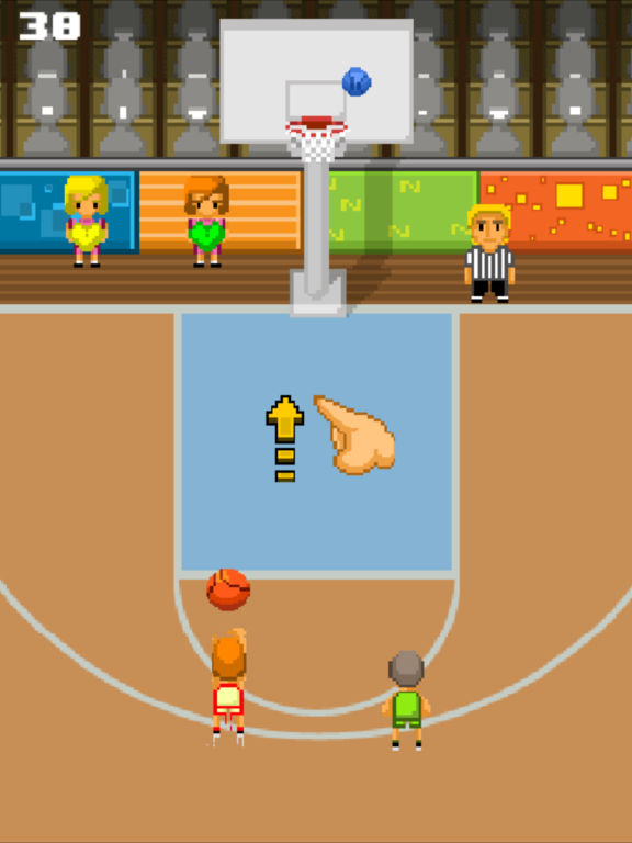 Basketball Legend screenshot 6