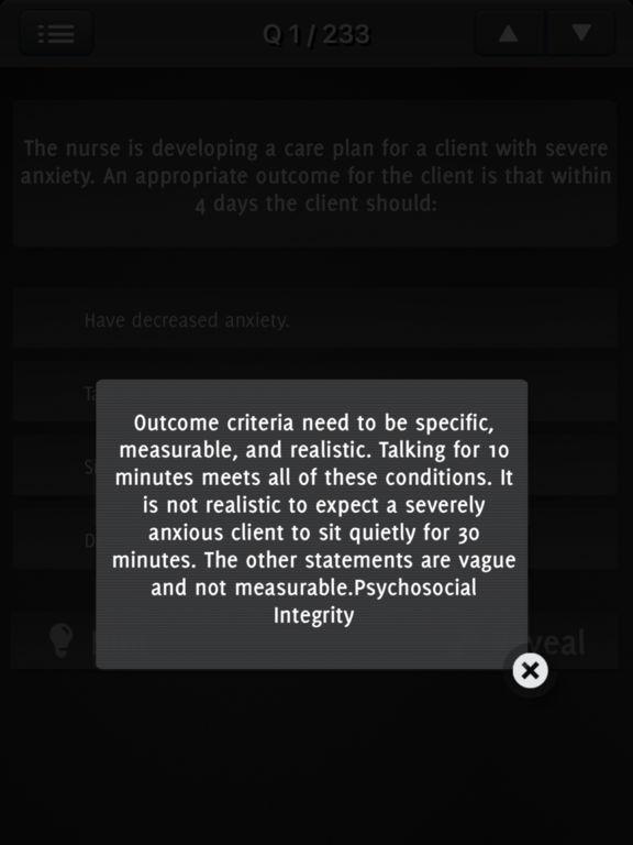 NLCEX-RN Exam Questions screenshot 8