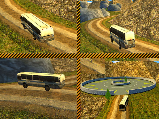 Off-Road Passenger Bus : A Public Transport screenshot 8