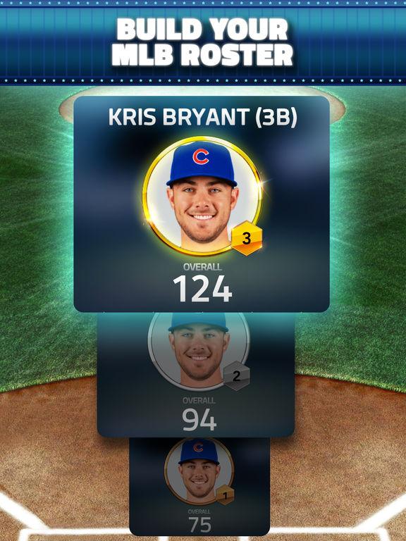 MLB Tap Sports Baseball 2017 screenshot 8