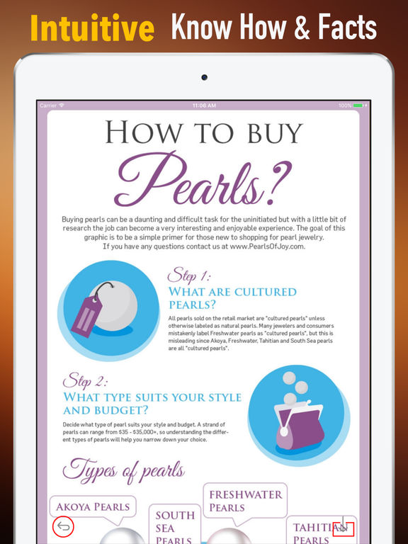 Pearl Buying Tips-How to Identify Pearl Jewelry screenshot 5