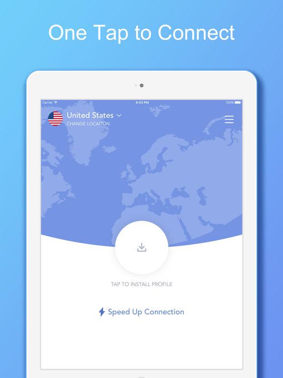 VPN 360 - Unlimited VPN Proxy screenshot 6