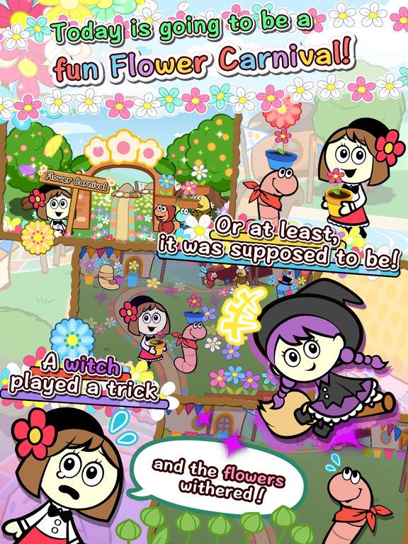 Gunpeyard Flower Carnival screenshot 7