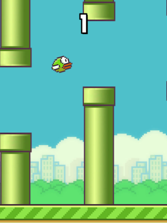 Flappy Reborn - The Bird Game screenshot 5