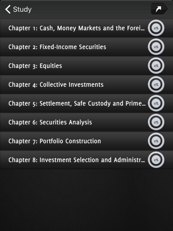 Securities Test Question screenshot 6