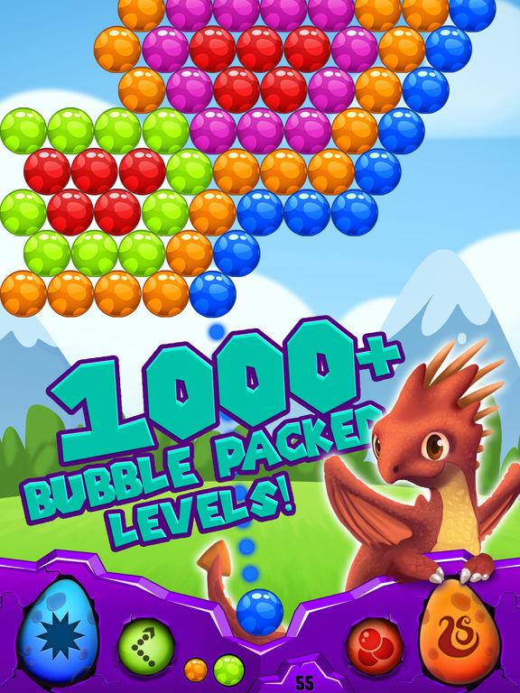 Bubble Shooter! Dragon screenshot 7