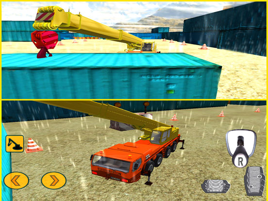 Loader Crane Simulator : Super Challeng-ing drive screenshot 6