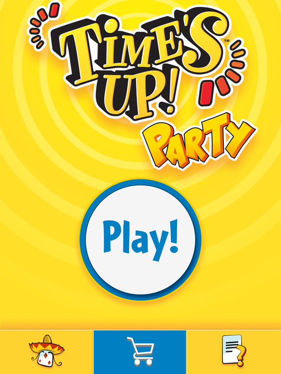 Time's Up! Party screenshot #2