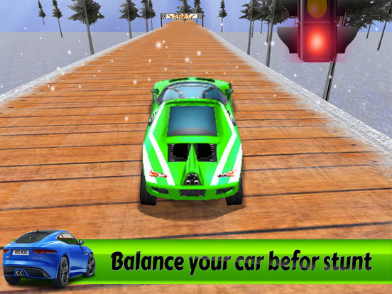 Aggressive Car Race : Touch The Flag To Win Race screenshot 8