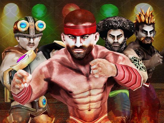 kickboxing Fight - Beat the beasts and mortals screenshot 10