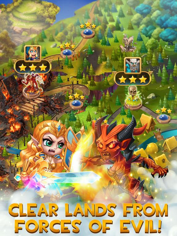 Hero Wars - Fantasy World screenshot 8