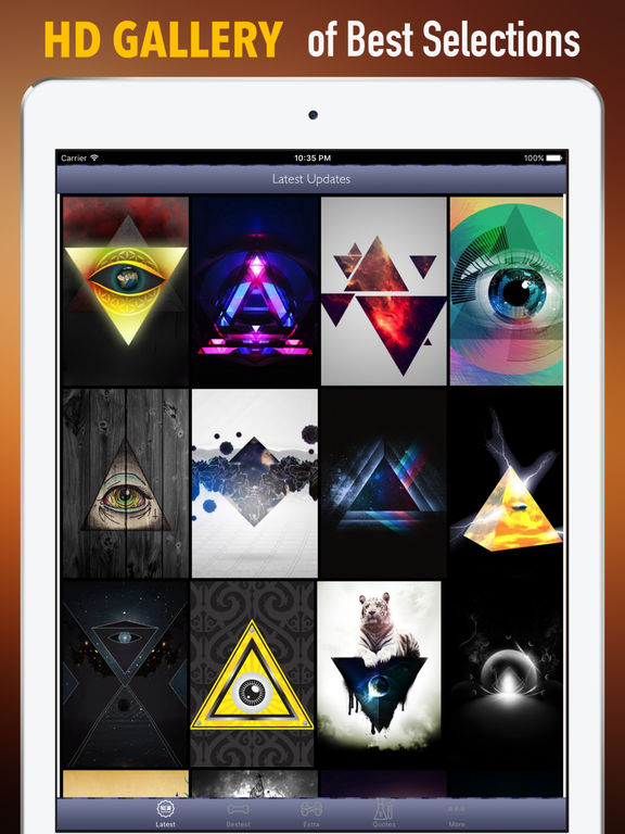 Illuminati Wallpapers HD- Quotes and Art screenshot 6