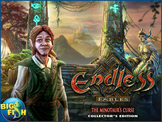 Endless Fables: The Minotaur's Curse (Full) - Game screenshot 5