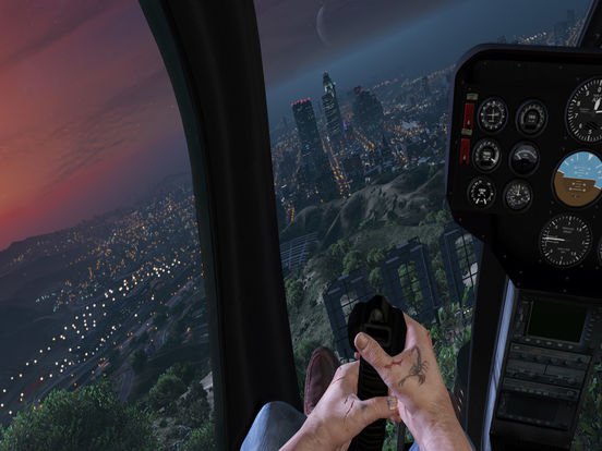 VR Flight Simulator with Google Cardboard Edition screenshot 5