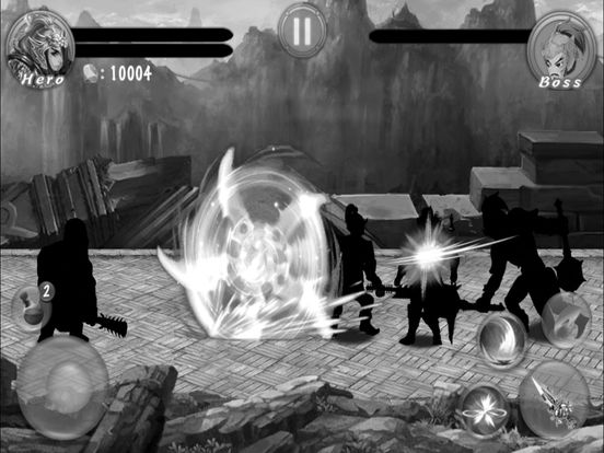ARPG--Shadow Sword. screenshot 7