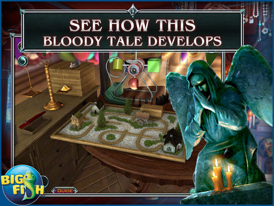 Vampire Legends: The Count of New Orleans (Full) screenshot 3