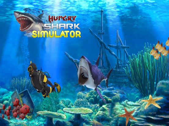Hungry Shark Simulator : Amazing Fish Attack 2017 screenshot 6