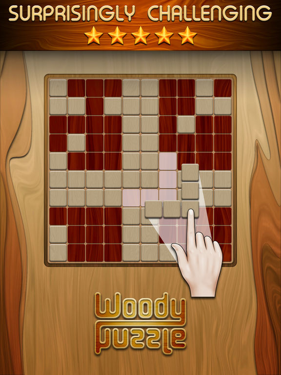 Woody Block Puzzle  ™ screenshot 5