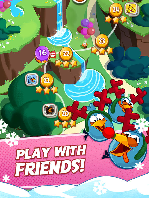 Angry Birds Blast screenshot 9
