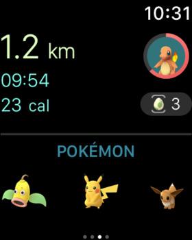 Pokémon GO screenshot 7