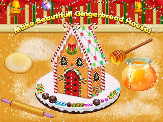 Fairies Christmas Kitchen & Fun screenshot 6