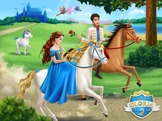 Princess Gloria Horse Club 2 - No Ads screenshot 6