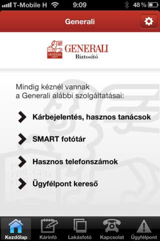 Generali Smart Házőrző Lakásbiztosítás - náhled