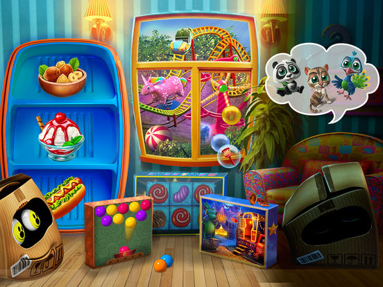 Boxie: Hidden Object Puzzle screenshot 6