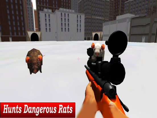 City Spider Hunt : 3D Contract Sniper Shoot-er screenshot 8