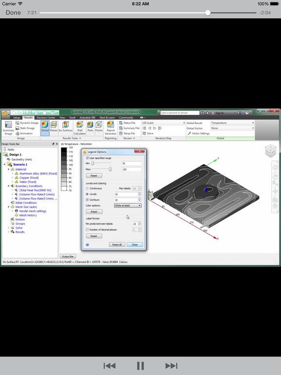 LearnFor AutoDesk CFD screenshot 8
