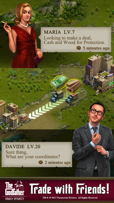 The Godfather Game screenshot 4