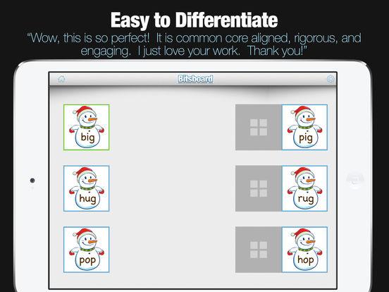 Kindergarten Learning Games - Winter Review App screenshot 9
