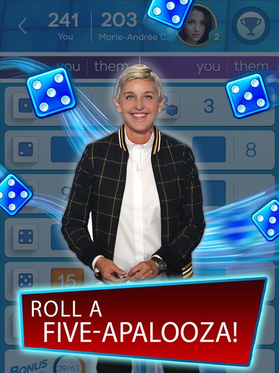Dice with Ellen screenshot 9