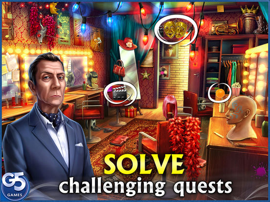 Kate Malone: Hidden Object Detective screenshot 4