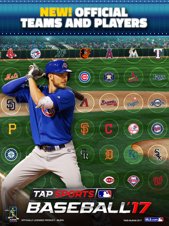 MLB Tap Sports Baseball 2017 screenshot 6