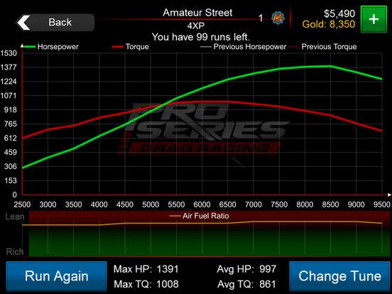 Pro Series Drag Racing screenshot 8