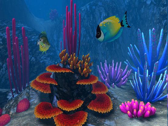VR Ocean Aquarium Google Cardboard Edition screenshot 4