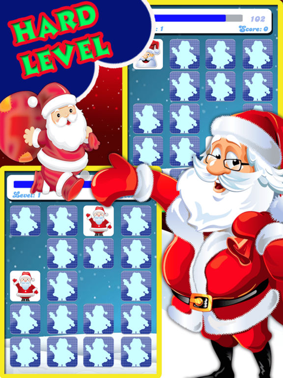 Christmas Matching Pairs : Find all the matching screenshot 7