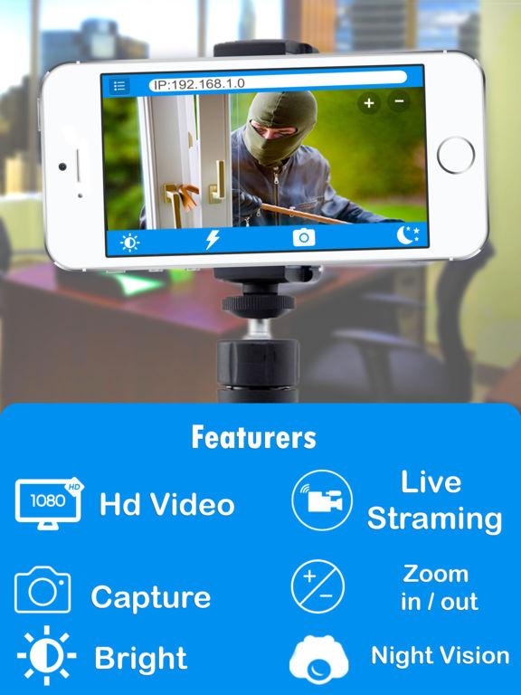 IP Webcam Home Security Camera screenshot 6