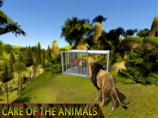 Animal Rescue Helicopter : Heli Flight Simulator screenshot 6