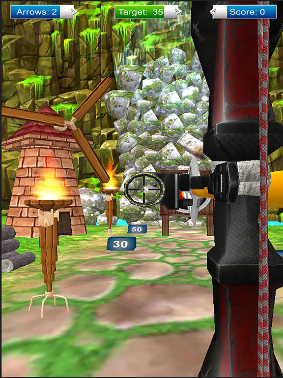 Archery Prince : 3D Real Cross Bow Arrow Game 2017 screenshot 6