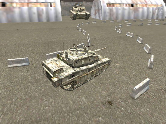 VR Military Tank Parking Driver Army Truck Driving screenshot 6