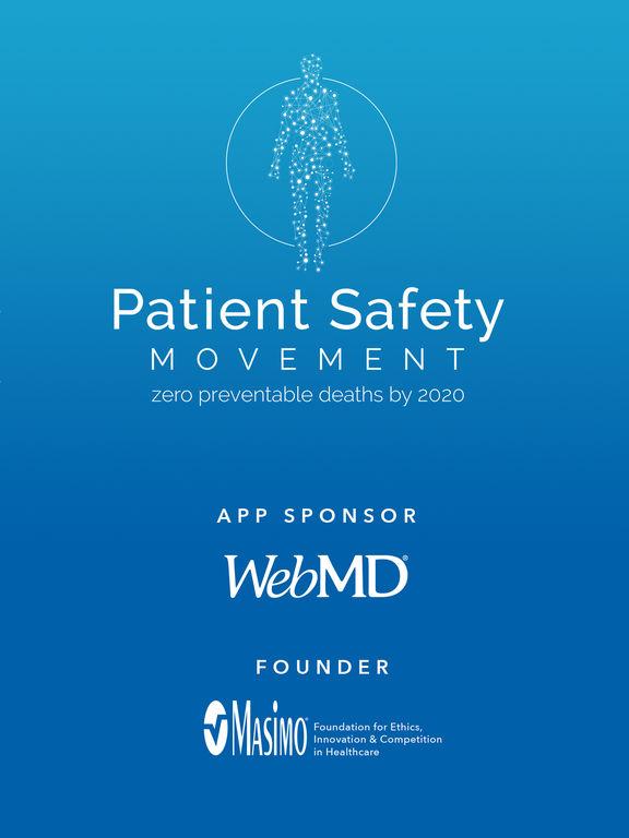 Patient Safety Summit 2017 screenshot 4