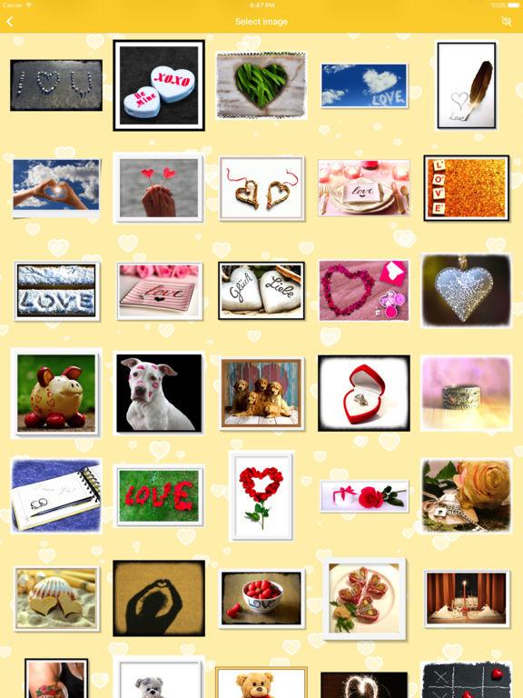 Send Love • Greeting cards screenshot 8