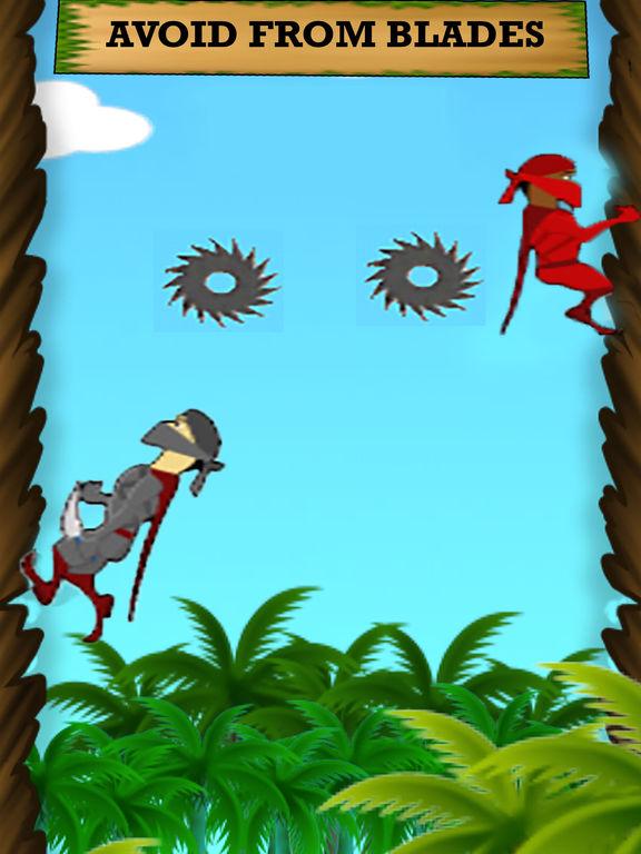 Endless Run Ninja Run 2017 screenshot 6